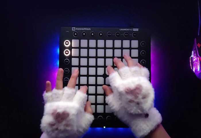 【launchpad】PSYorDIE 手指上的节奏!