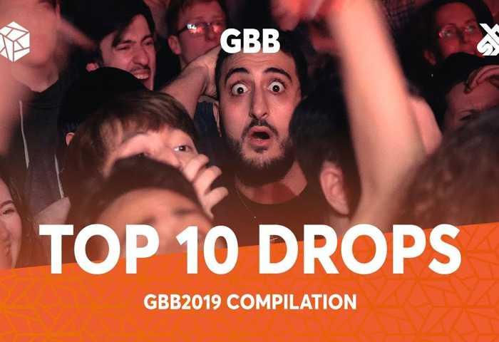 TOP 10 DROPS Beatbox Battle 2019