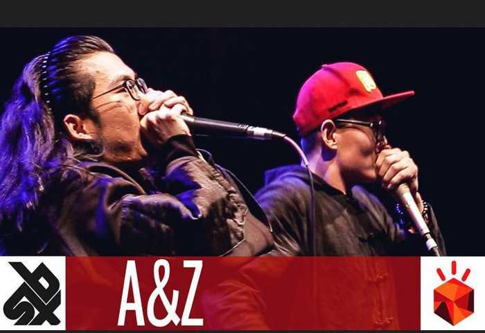 A&Z(张泽&阿鑫),中国的骄傲!瑞士beatbox世界大赛首支中国双人组震惊全世界!China power轰炸全场!
