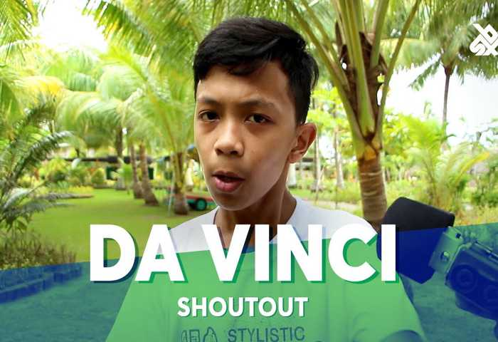 DA VINCI 13 Year Old Philippine Beatbox Pro