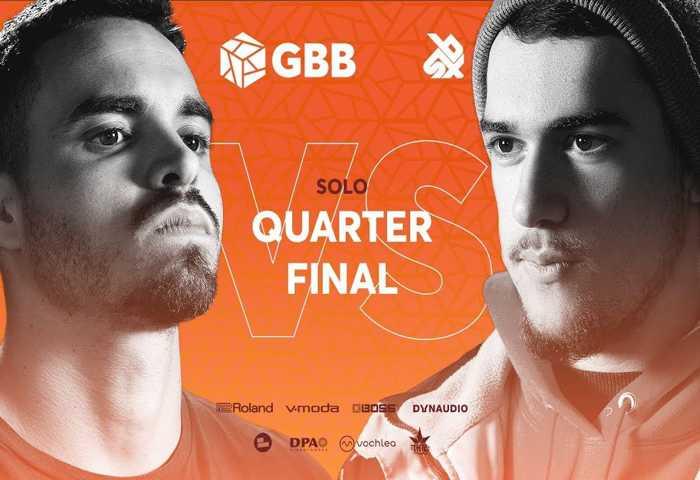 ZEKKA vs CODFISH Beatbox Battle 2019 1/4 决赛