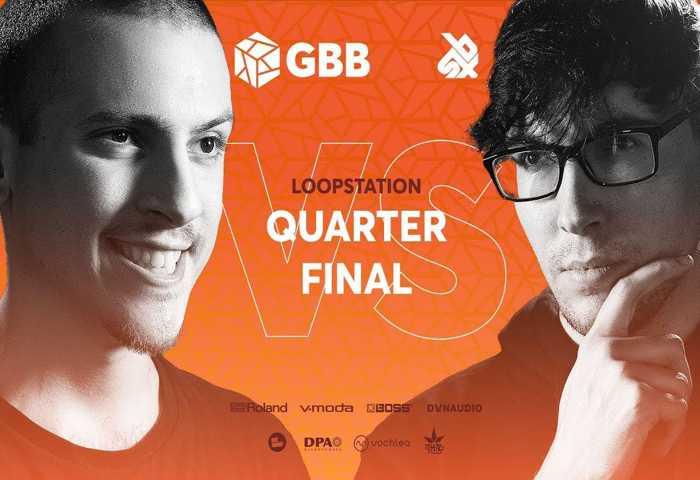 NME vs BREZ Beatbox Battle 2019 LOOPSTATION 1/4 决赛