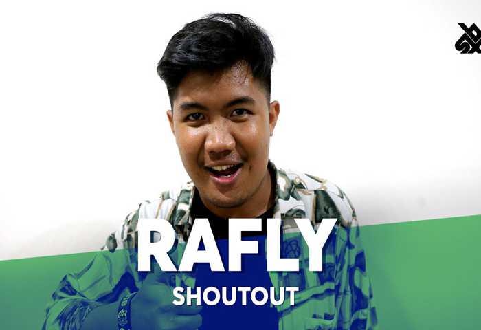 RAFLY Triple Beatbox Battle 冠军