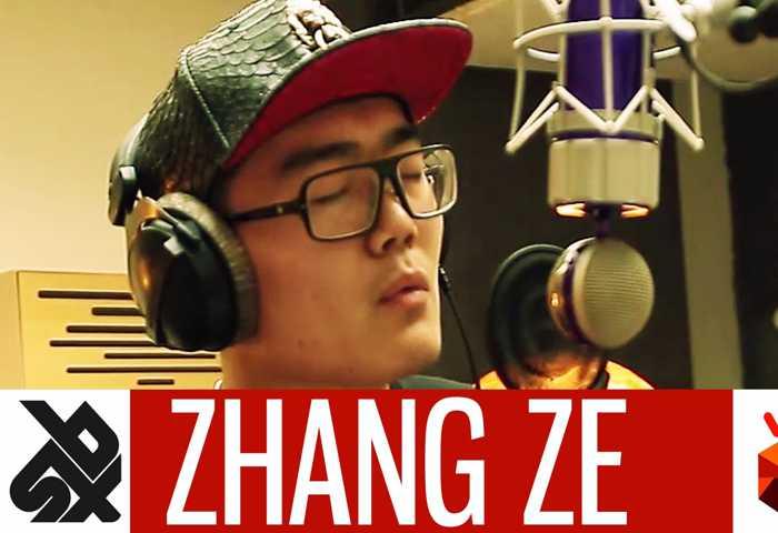 张泽 Chinese Beatbox 冠军 2016