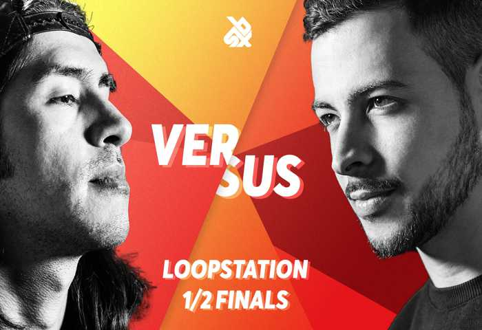 Ibarra VS Beatness Beatbox LOOPSTATION BATTLE 设备赛4进2