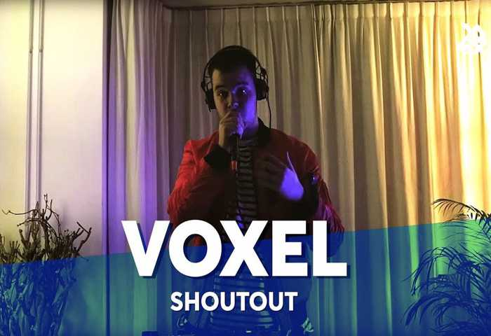 VOXEL Dutch Beatbox Loopstation 冠军 2018