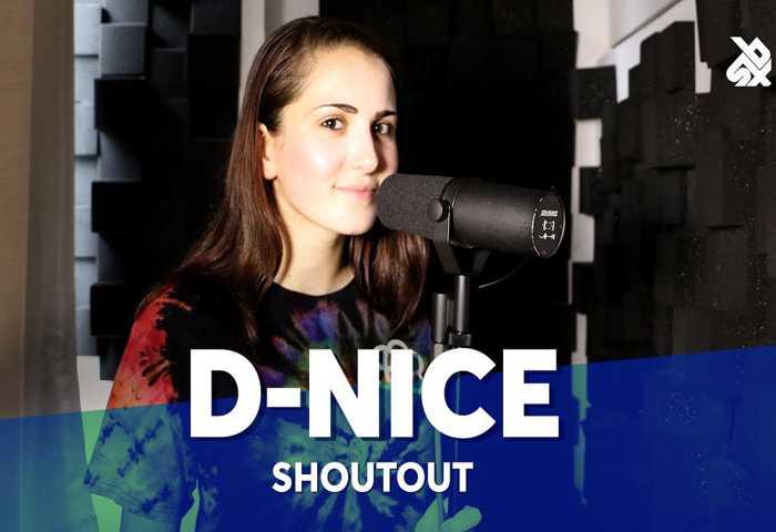 D-NICE Incredible Singing Beatbox