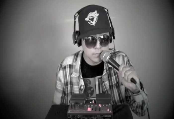 Beatbox 带着墨镜的 KRNFX  – I Want You Back