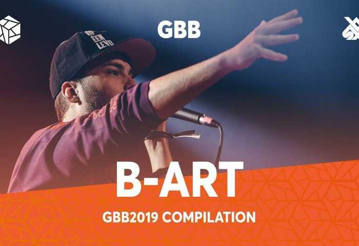 B-ART Beatbox Battle 2019 Compilation