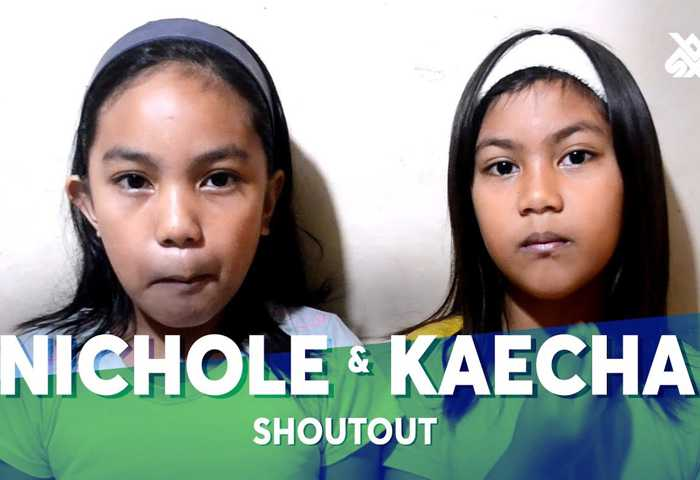 NICHOLE & KAECHA The Future of Beatbox