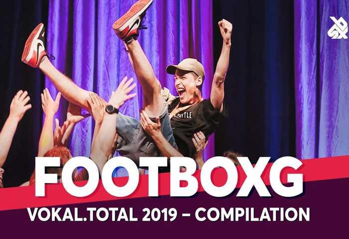 FOOTBOXG Vokal Total Beatbox Battle Survivor 2019