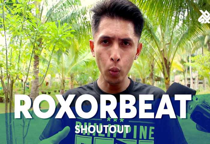 ROXORBEAT Philippine Beatbox 冠军 2019