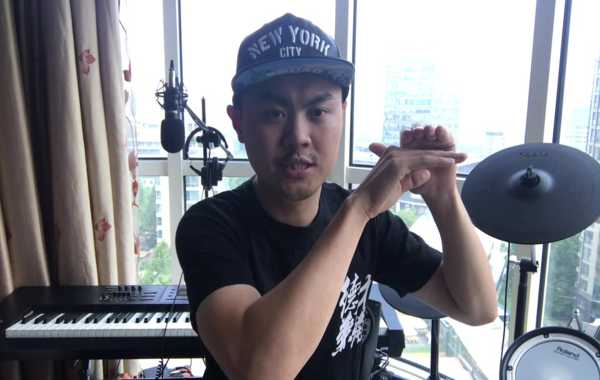 【Beatbox自学教程】5分钟内学会bbox基础三音