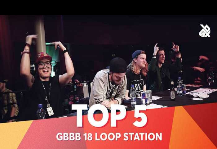【2018】TOP 5 DROPS Beatbox Battle Loopstation 2018