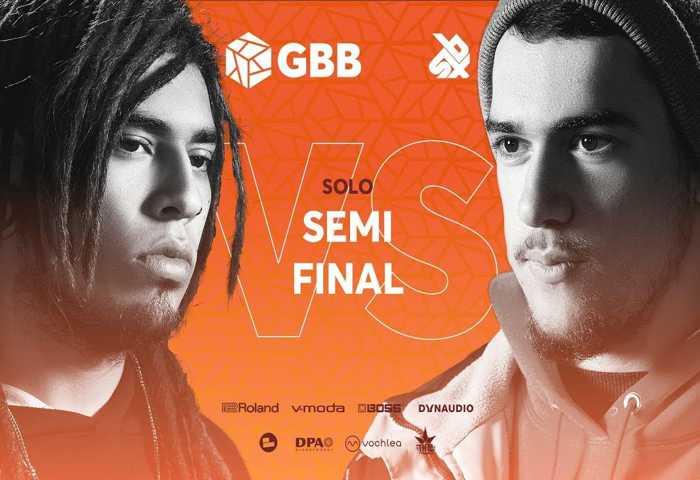 TOMAZACRE vs CODFISH Beatbox Battle 2019 SEMI 决赛