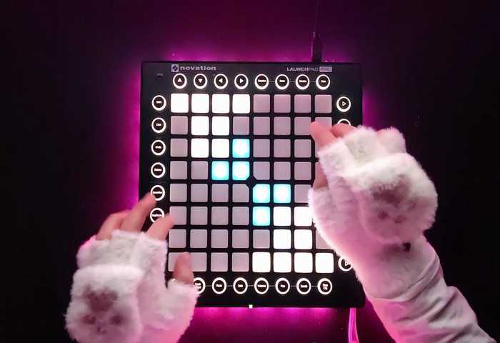 【launchpad】Frontier (Extended Mix)听说这玩意烫手!
