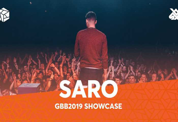 SARO Beatbox Battle 表演 2019