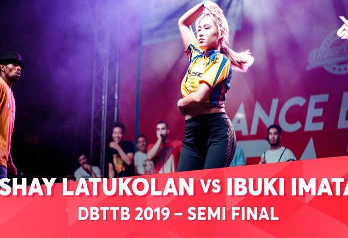 SHAY LATUKOLAN vs IBUKI IMATA ZEKKA & COLAPS Dance Beatbox 201