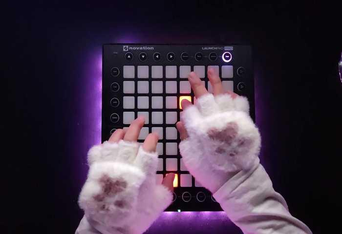 【launchpad】手指舞跳舞了~