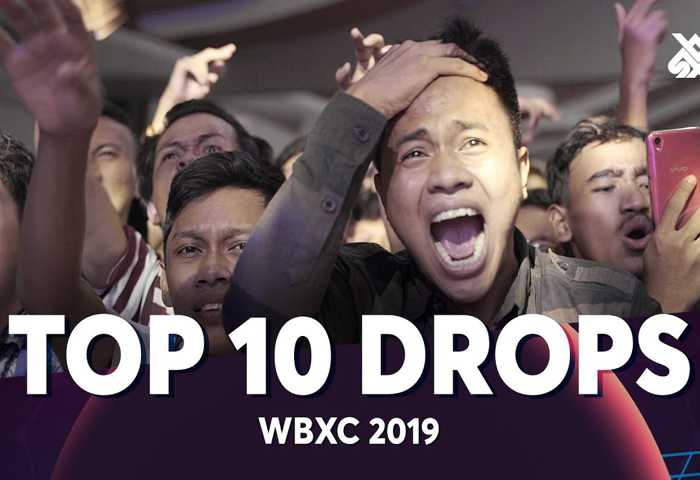 TOP 10 DROPS – Beatbox 冠军 2019