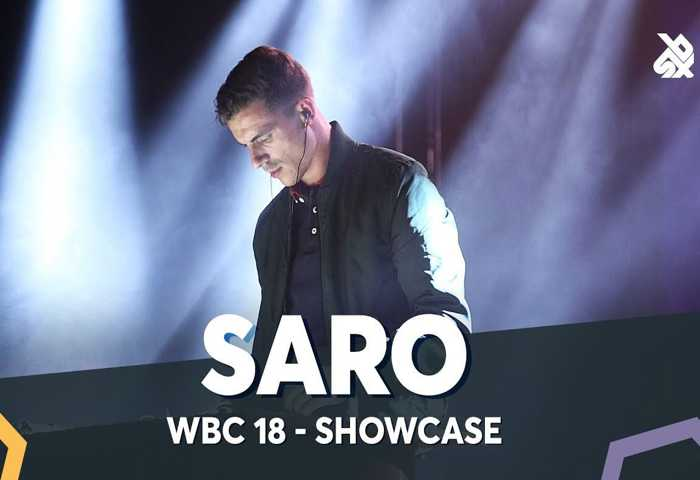 SARO Beatbox Loopstation 冠军 2018 X FPDC
