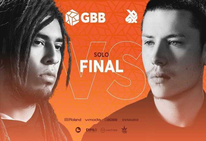 TOMAZACRE vs D-LOW Beatbox Battle 2019 决赛