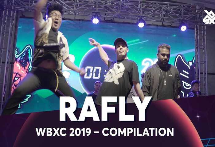 RAFLY Beatbox 冠军 2019