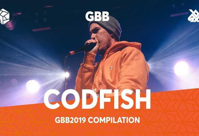 CODFISH Beatbox Battle 2019 Compilation