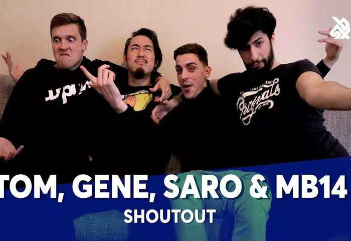TOM THUM, GENE, SARO & MB14 Beatbox即音乐