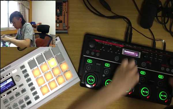 Say My Name(RC505+Maschine Beatbox)几年前的小作品
