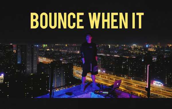 张泽 | 《Z》 | BOUNCE WHEN IT