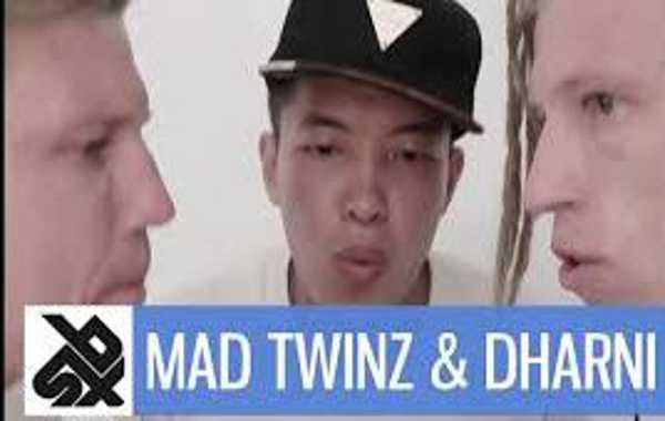 【Shoutout】MAD TWINZ & DHARNI | Say My Name x Planets Collide Remix