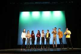 「赋声清唱团」【林俊杰组曲】【自由】阿卡贝拉翻唱 2020鼠年春晚