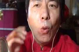 中国传统口技