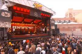 【阿卡贝拉/Pentatonix/The Sound of Silence】PTX现场演唱,炸了!