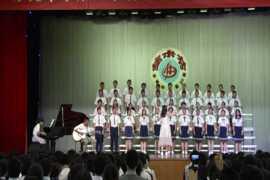 【学校】莞中合唱《童年》~阿卡贝拉版