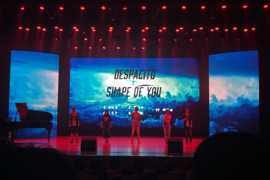 【南京大学合唱团】Despacito x Shape of you 阿卡贝拉版